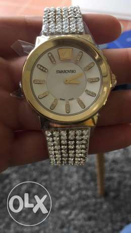 Swarovski piazza watch