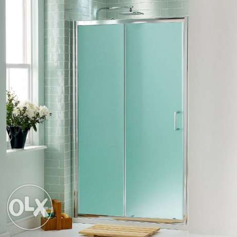 Shower Sliding Door بكدوش سحاب باب