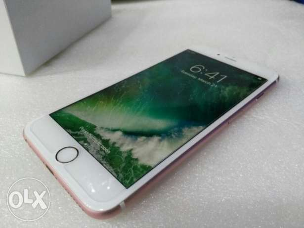 Iphone 6s Plus 128 GB Rose ( Mint Condition )