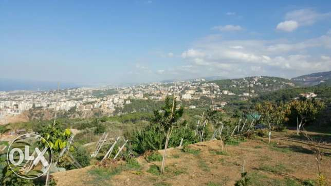Prestigious Land for SALE in Roumieh with an awesome view. المتن -  2