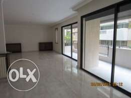 220sqm Unfurnished apartment for rent Achrafieh Fassouh