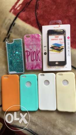 Iphone 6/6S new cases