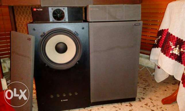 Home speakers (Technics) انطلياس -  1