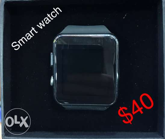 slim smart watch