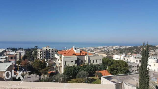 Apartment in hboub for rent
