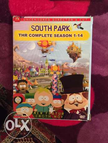South park full series