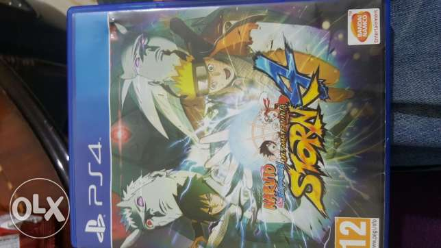 naruto ultimate storm 4