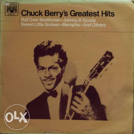 Chuck Berry ‎– Greatest Hits LP