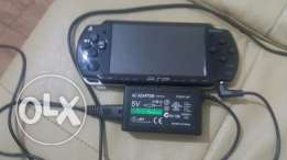 Psp in very good condition with charger (5V) only for 70$