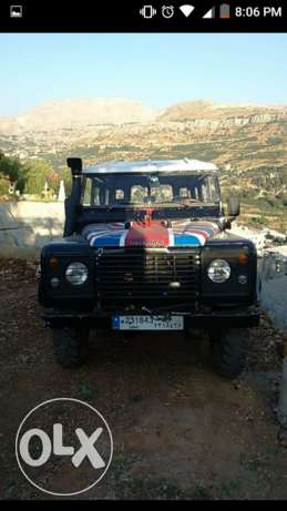 Land rover stage 1
