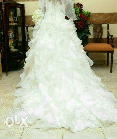 wedding dress فرن الشباك -  2