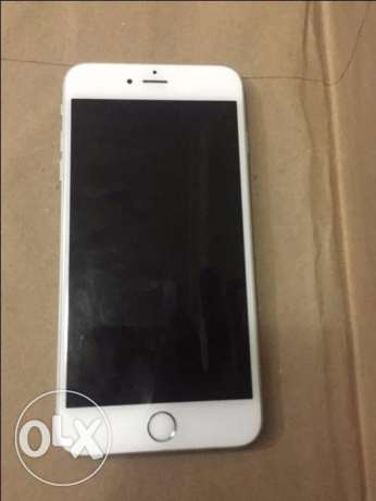 Iphone 6 - Silver 64 GB - Great condition