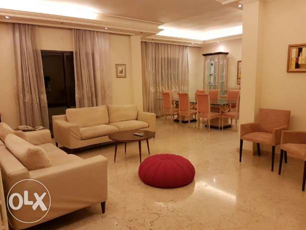 Furnished Apartment for rent in Achrafieh ,200qm#1067