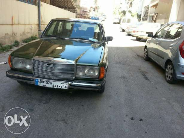 Mercedes 230 3alaya motar bmw boy الصالحية -  1