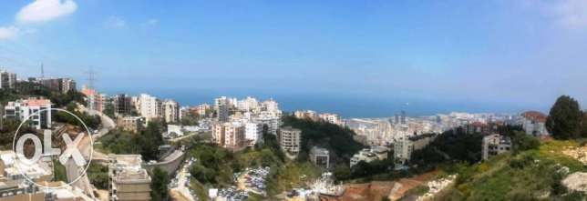 Brand new apartment in Bsalim with open Sea and Marina View.(Unblocka
