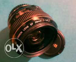 Canon EF 28mm 1.8