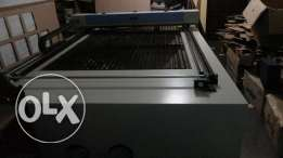Large professional laser cutter machine for sale
