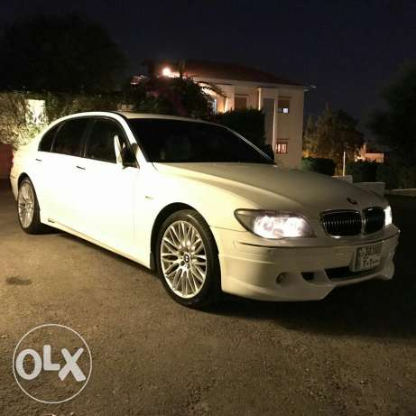 Bmw 750 Li Model 2008 VIP Super Moumayazé بعبدا -  2