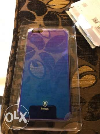 iphone 6s plus blue ray cover