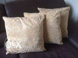 coussin with cushion