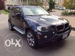 bmw x5 model 2008 very clean ajnabii