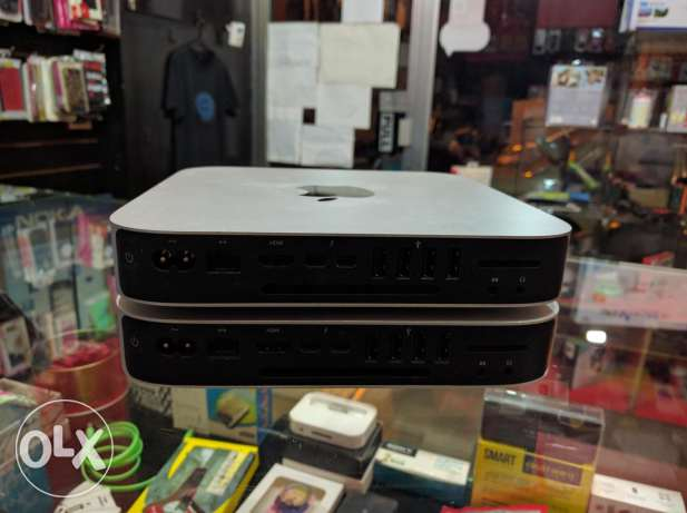 Mac mini late 2014 core i5 300$ el wa7ad المرفأ -  2