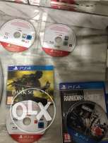 4 games PS4 for 270$ can negotiate