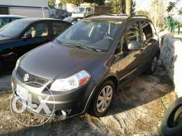 suzuki sx4 _ 2010 full option 4x4 clean carfax