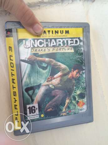 uncharted part 1 le3be fa5ame be 25$ راس  بيروت -  1