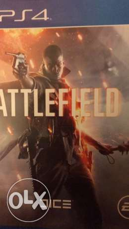 ps4 game for sale bf1