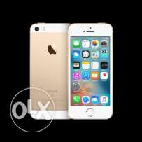 Iphone SE - 16GB - Gold color - Brand New - LOCKED