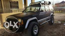 Jeep cherokee xj 4.0 l model 92 for weel auto bloc dawalib 33