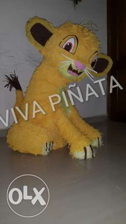 Piñatas Beautiful and uniques piñatas starting from 10 $
