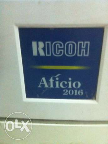 2 Ricoh photocopiers, good condition