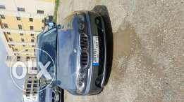Bmw 325ci Model 2002 Gray Lock 2005