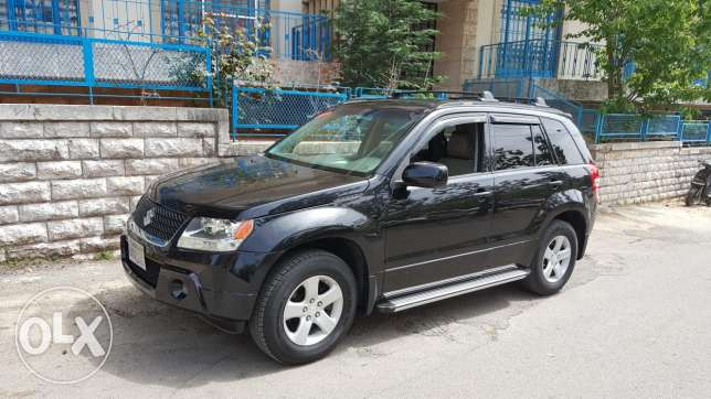 Grandvitara model 2009 full options technology