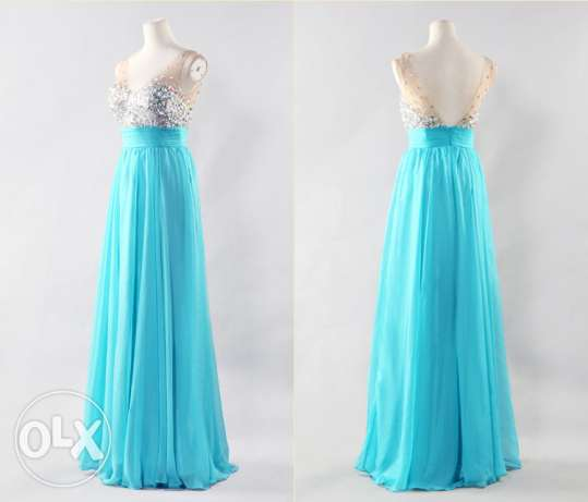 New evening dress for sale