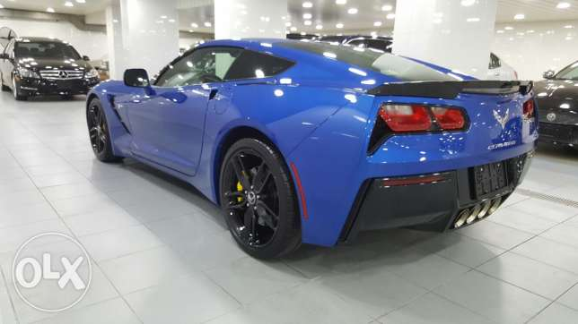 Corvette C7 Stingray 3LT 2015 مصطبة -  3