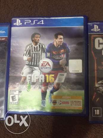 ps4 games for sale قرنة الحمرا -  4