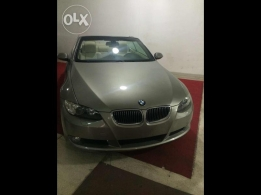 Bmw 328i convertible in good condition for saler