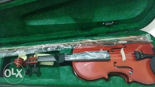 Violin for sale used 1 time with bag