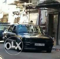 BMW 1989 black color for sale