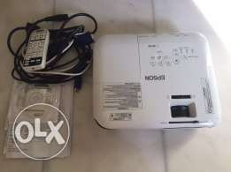 Epson projector, new never used
