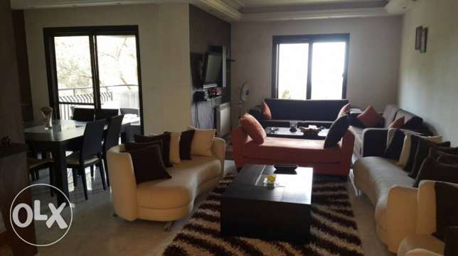 Mansourieh aylout fully furnished