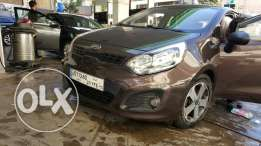 Kia rio full option