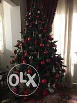 Christmas tree in VERY good condition