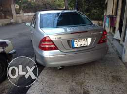 c 230 clean carfax one owner 2005