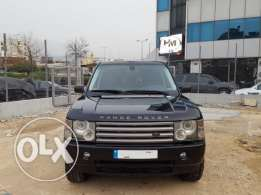 Range Rover Vogue Year:2003 Silver/Black Showroom Condition