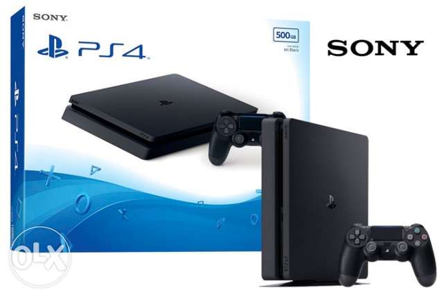 brand new play station 4 (ps4) slim