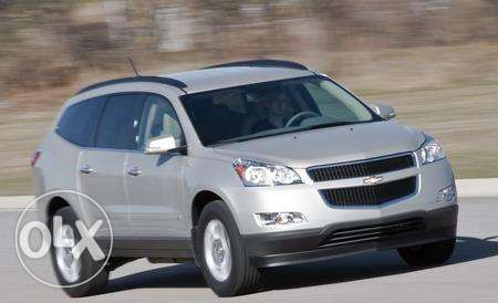 Chevrolet traverse 2009 fully loaded for sale